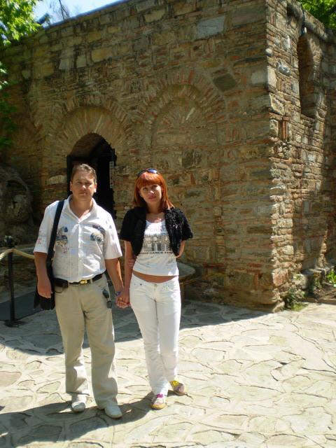 Эфес. Соловьиная Гора. Дом Богородицы.