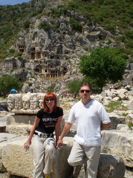 Руины Ликийского Города Мира